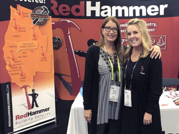 RedHammer Races to Indy for Mid-Year Conference